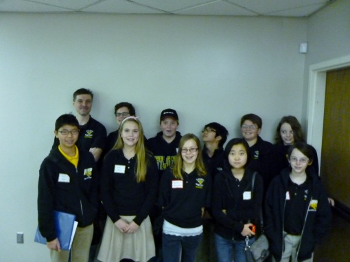 Floyd MathCounts Team